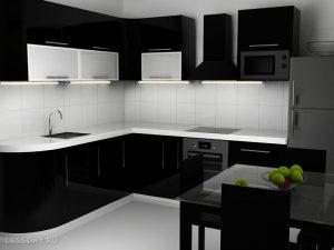 Кухні-хай-тек-фото-4
