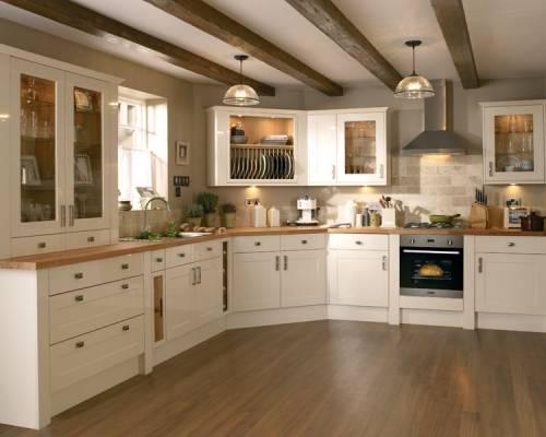 Кухні на замовлення у стилі прованс фото