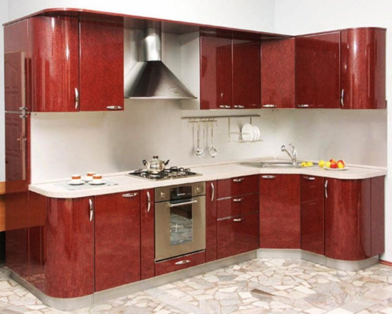 Кухні модерн на замовлення фото 24