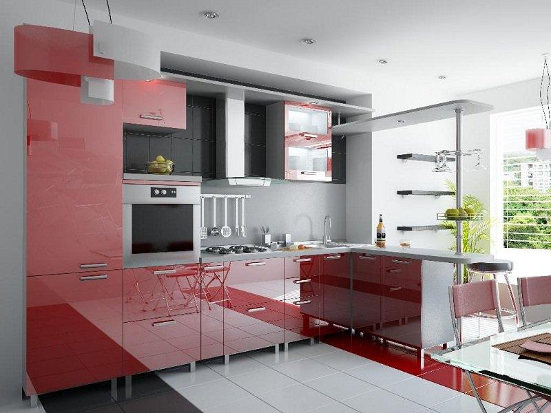 Кухні модерн на замовлення фото 15