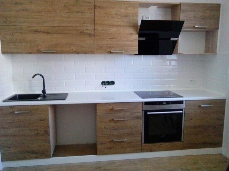 Кухні модерн на замовлення фото 7