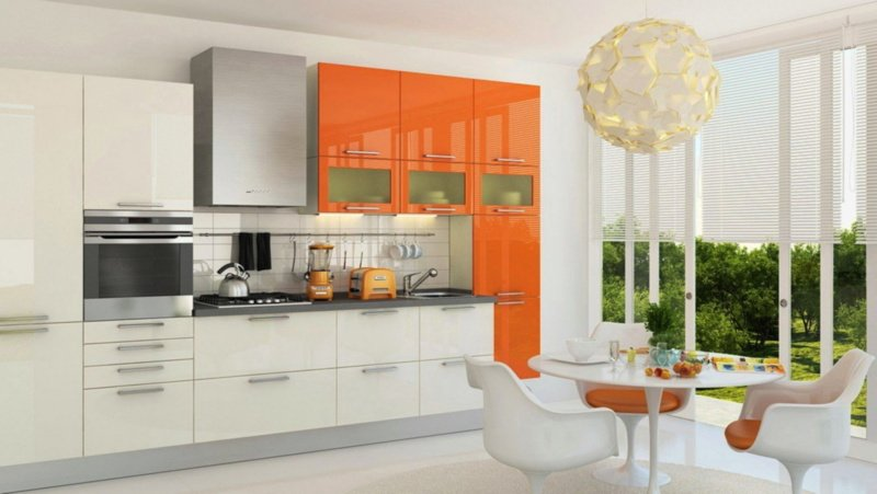 Кухні модерн на замовлення фото 11