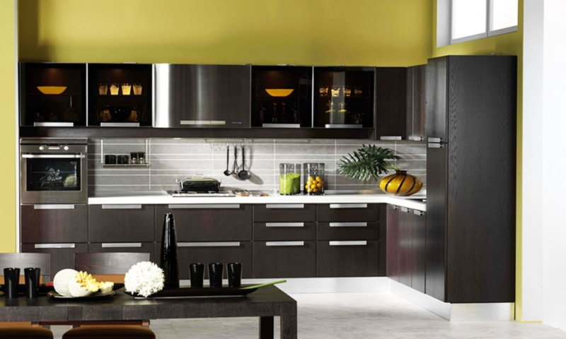 Кухні модерн на замовлення фото 12