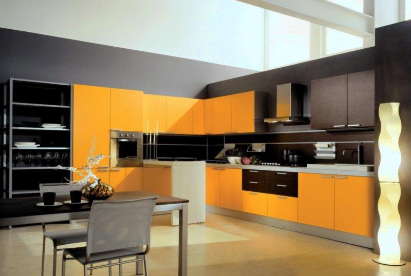 Кухні модерн на замовлення фото 4