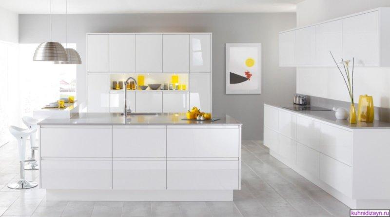 Кухні модерн на замовлення фото 2