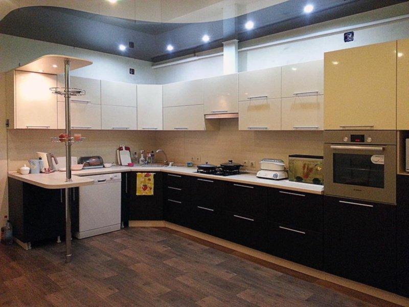 Кухні модерн на замовлення фото 1