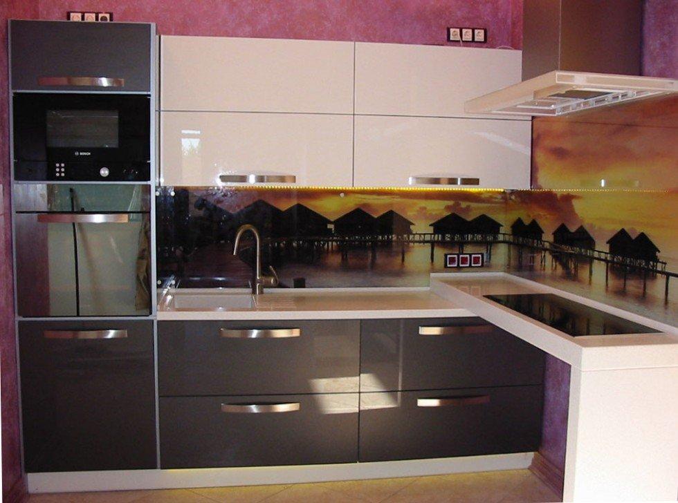 Кухні модерн на замовлення фото 22