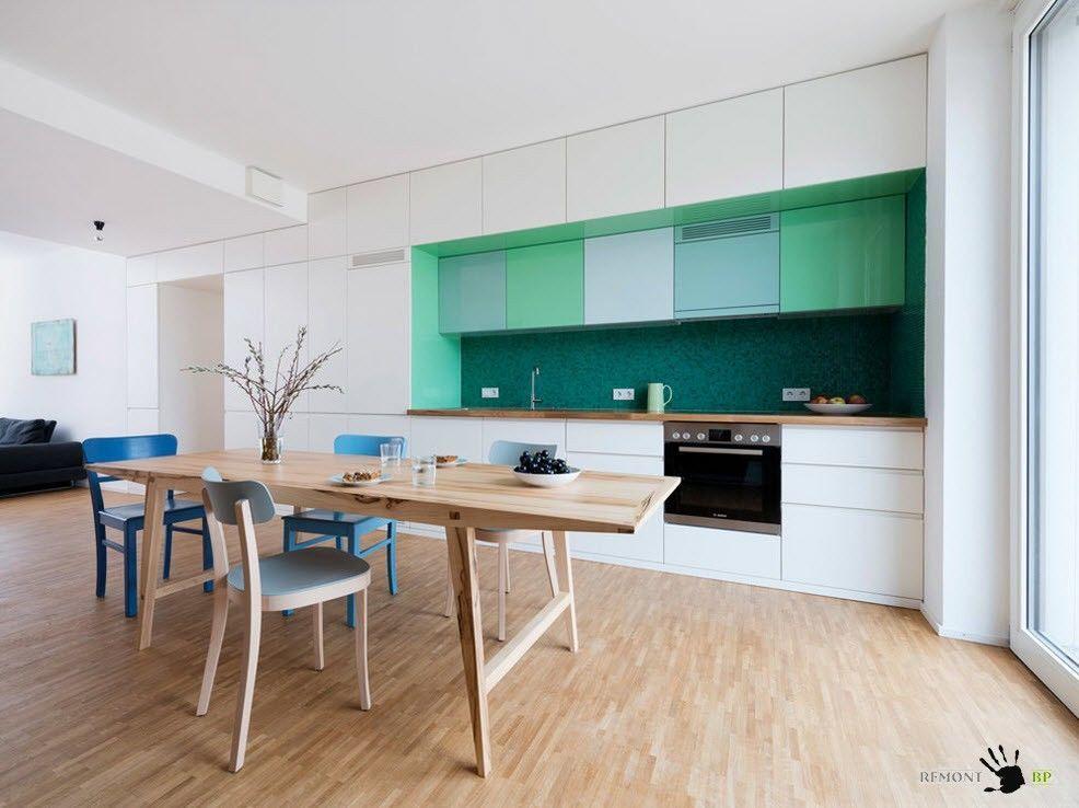 Кухні модерн на замовлення фото 17