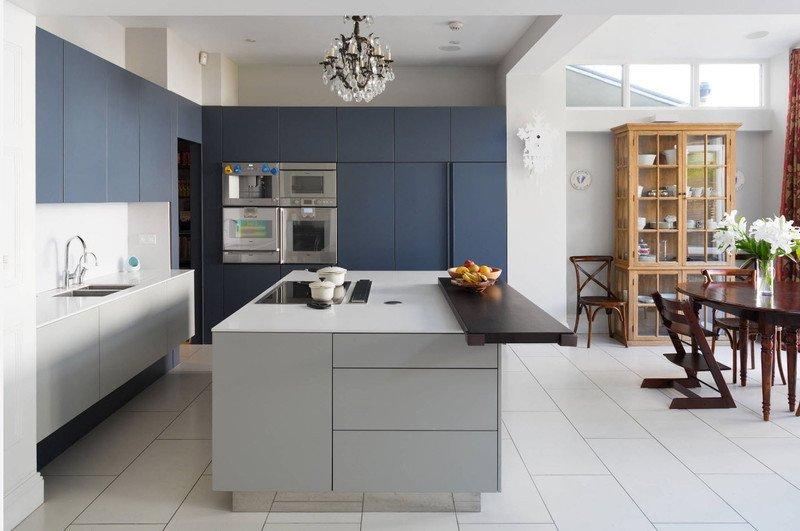 Біло-голуба кухня