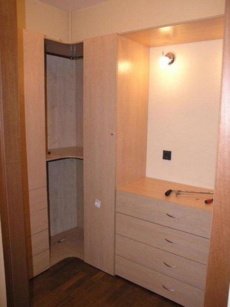 Гардеробні кімнати на замовлення фото 5