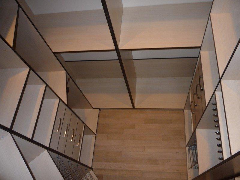 Гардеробні кімнати на замовлення фото 3