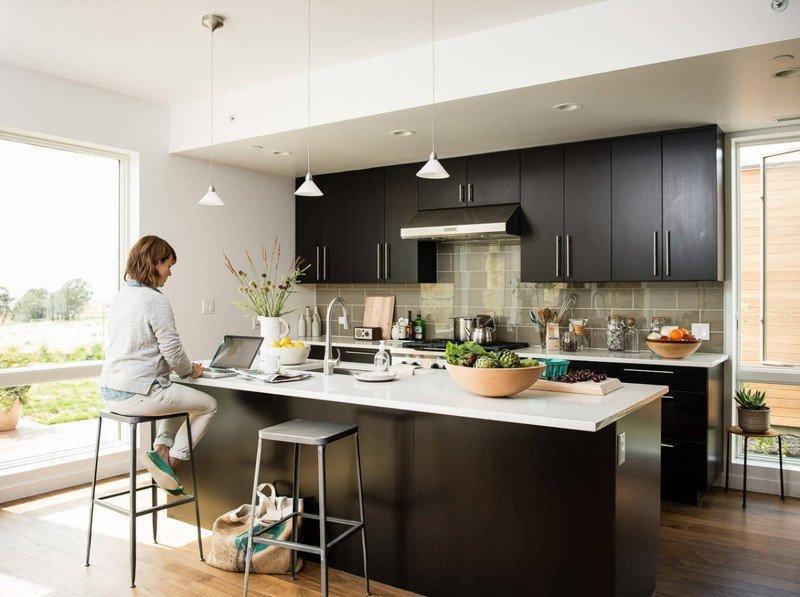 Кухня кабінет