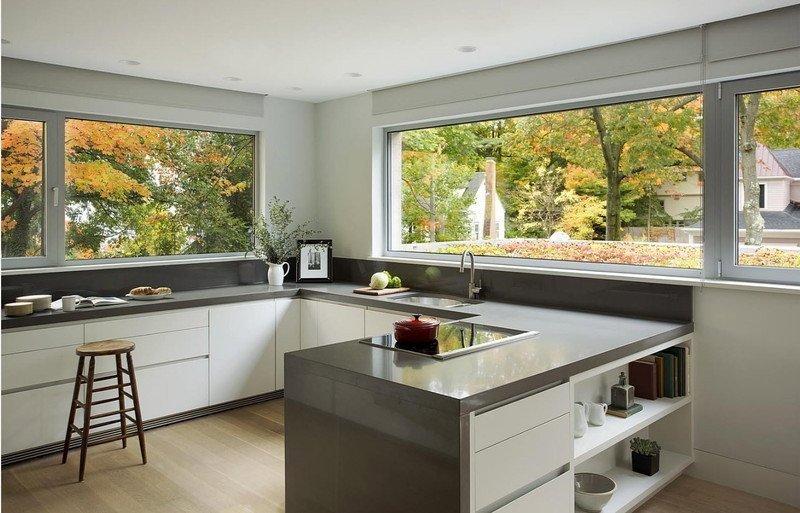 Кухня осінь