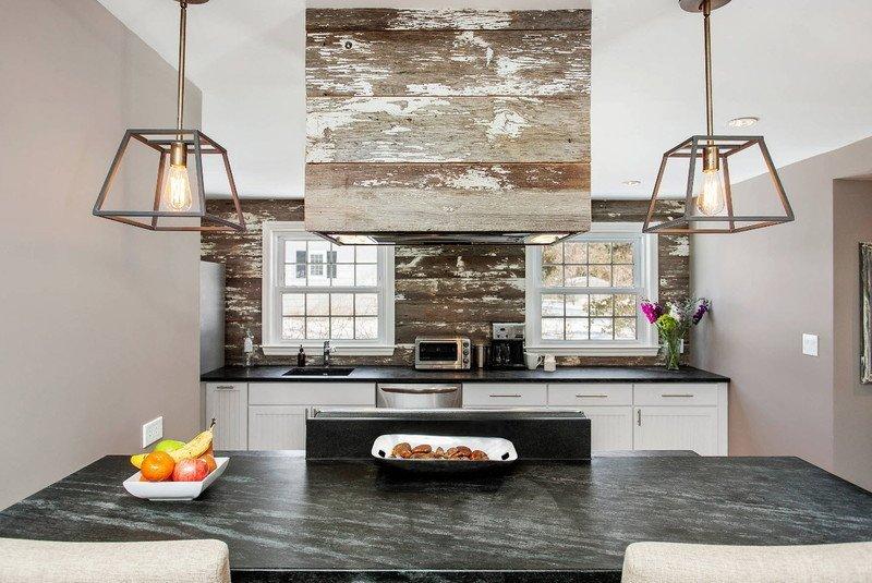 Кухня у сірих тонах
