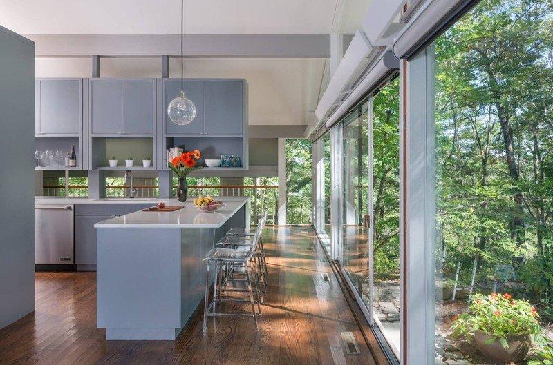 Кухня з чудовим видом