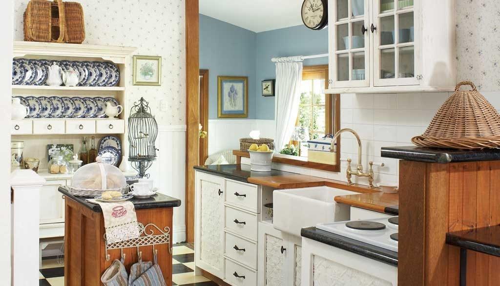 Кухня прованс фото Кухні.IF 11