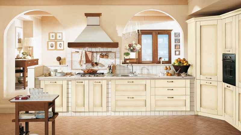 Кухня прованс фото Кухні.IF 14