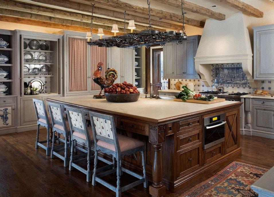 Кухня прованс фото Кухні.IF 15