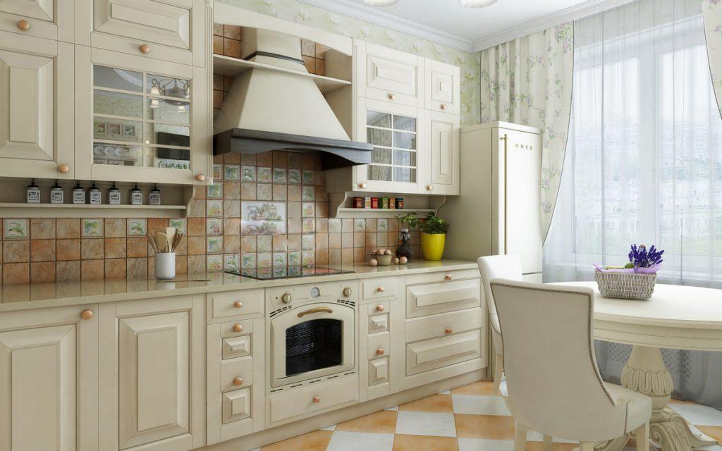 Кухня прованс фото Кухні.IF 16
