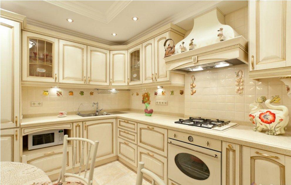 Кухня прованс фото Кухні.IF 20
