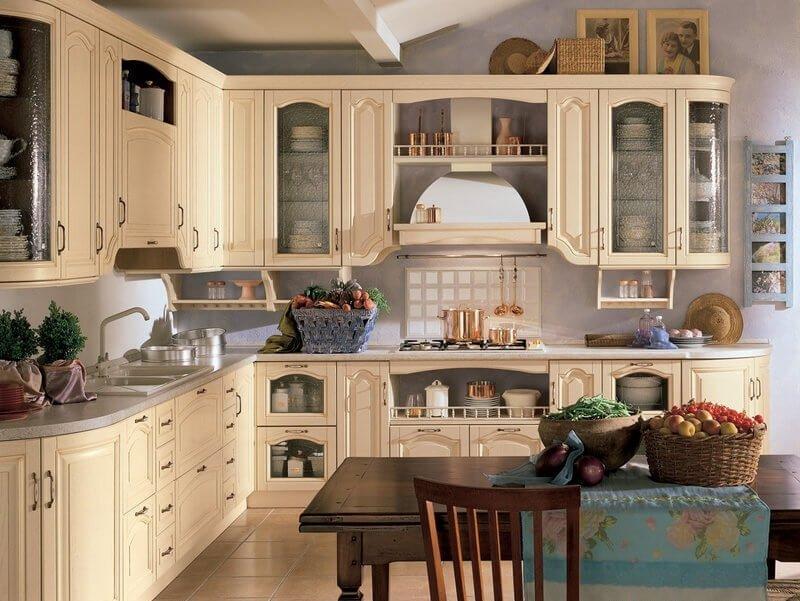 Кухня прованс фото Кухні.IF 23