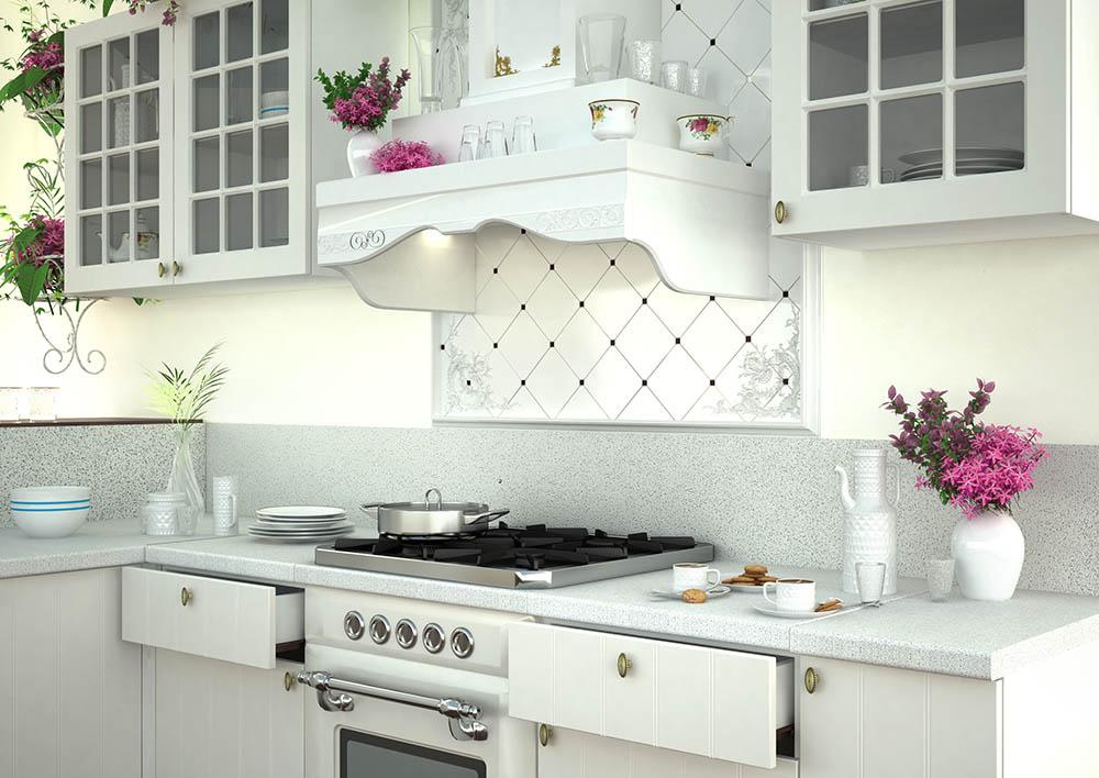 Кухня прованс фото Кухні.IF 4