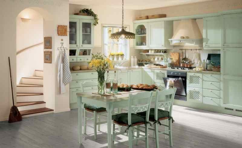 Кухня прованс фото Кухні.IF 5