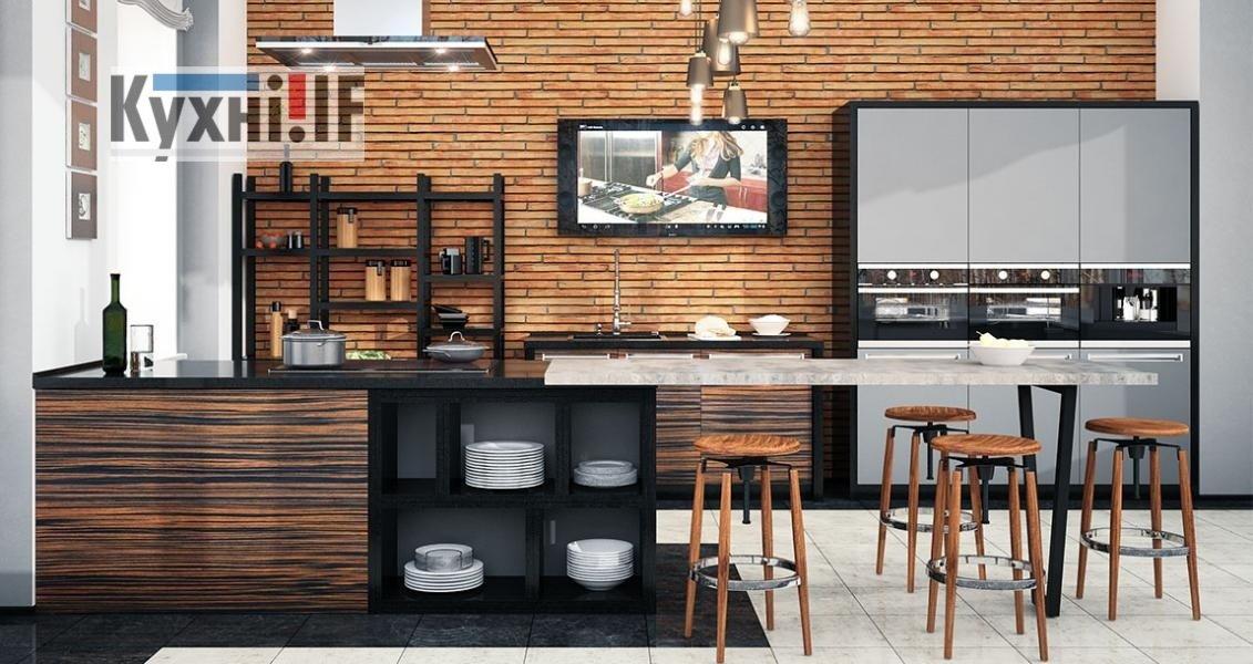Меблі для кухні фото 3 Кухні.IF