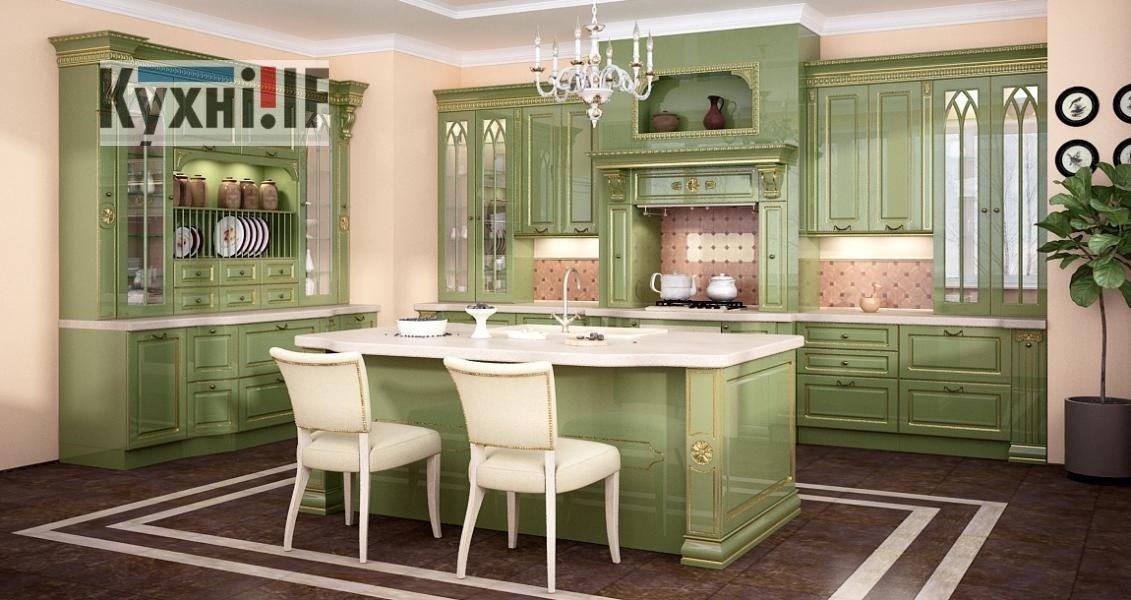 Меблі для кухні фото 4 Кухні.IF