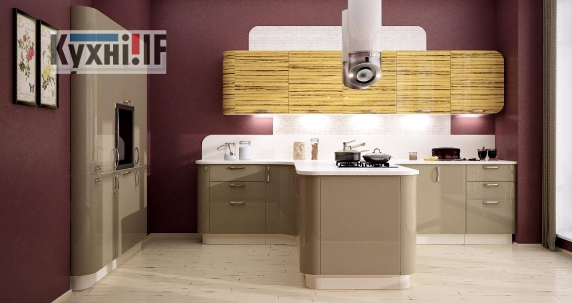 Меблі для кухні фото 5 Кухні.IF