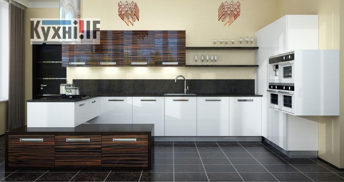 Меблі для кухні | Кухні.IF