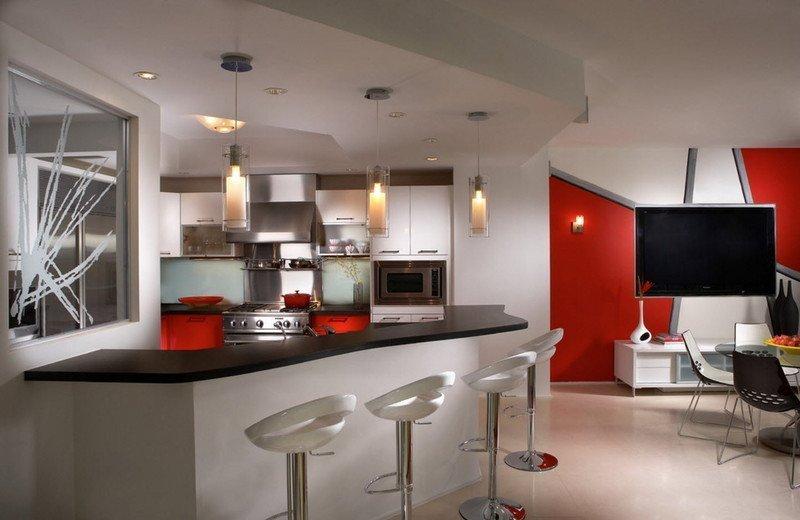Червоно-біла кухня