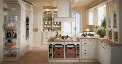 Кухні в стилі кантрі фото