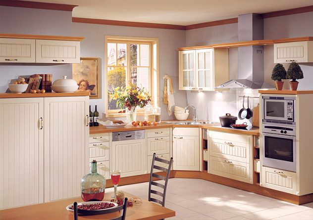 Кухня-в-європейському-стилі-фото
