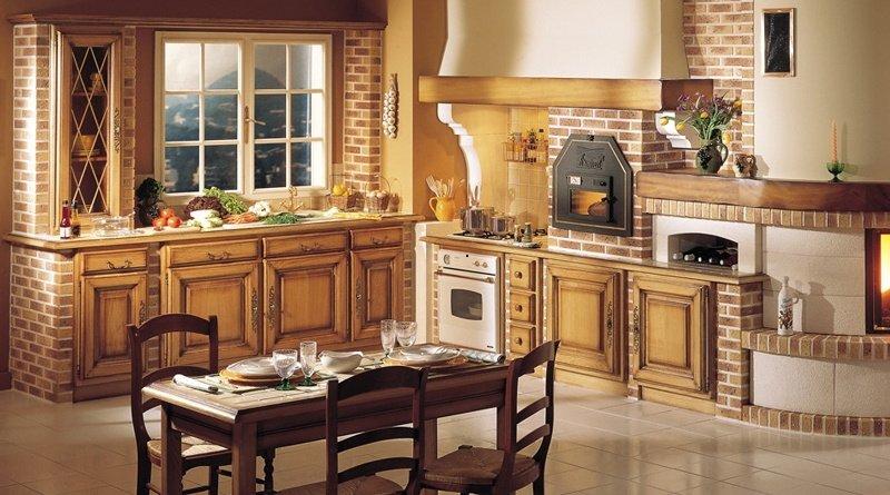 Кухні в стилі кантрі фото 3