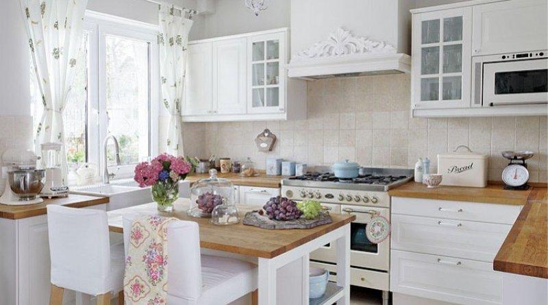 Кухні в стилі кантрі фото 6