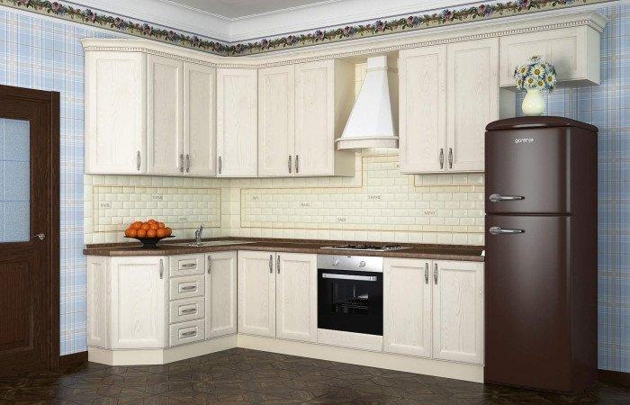 Кухні з масиву на замовлення фото 10