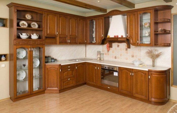 Кухні з масиву на замовлення фото 3