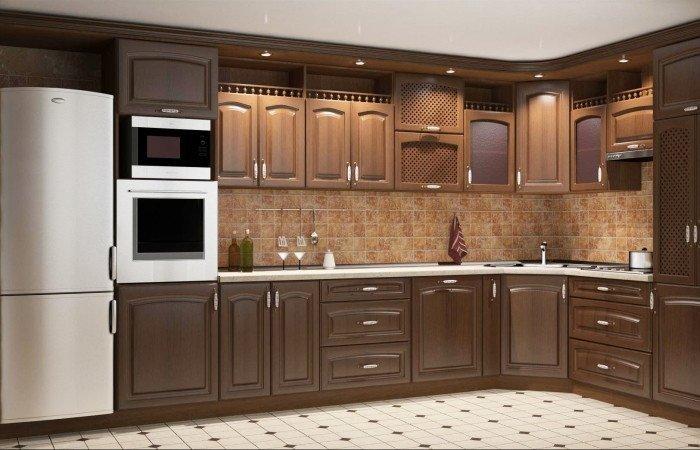 Кухні з масиву на замовлення фото 8