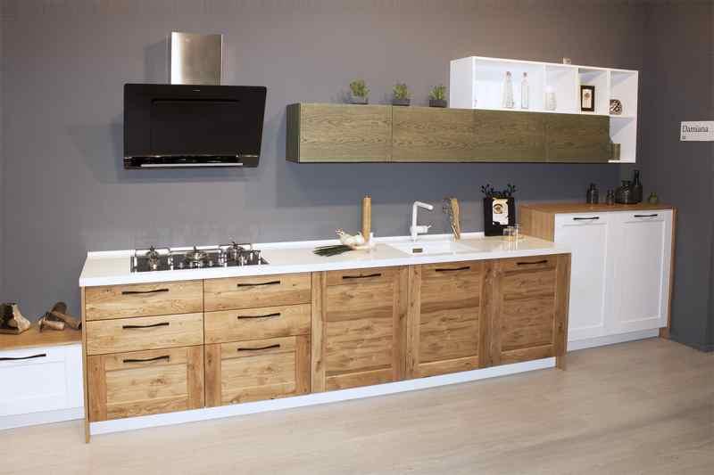 Кутові кухні на замовлення фото Кухні.IF-14