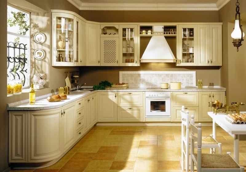 Кутові кухні на замовлення фото Кухні.IF-5