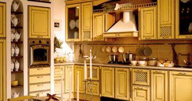 Кухня-в-італійському-стилі