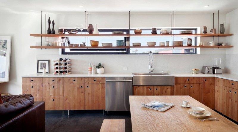 Кухня підвісна