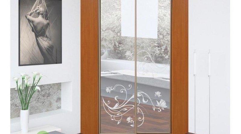 Як вибрати дверы до шафи купе