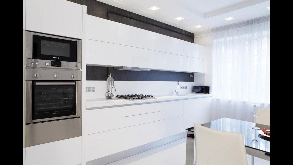 Модний інтер'єр кухні фото 12