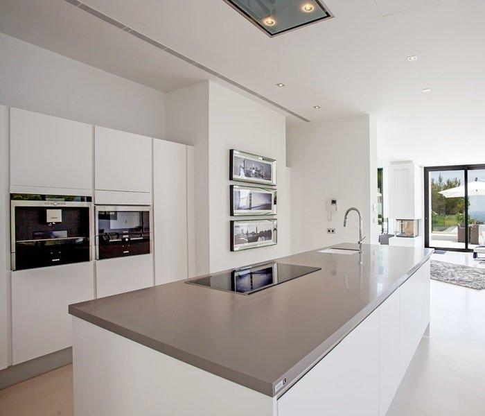 Біла кухня на замовлення фото 5