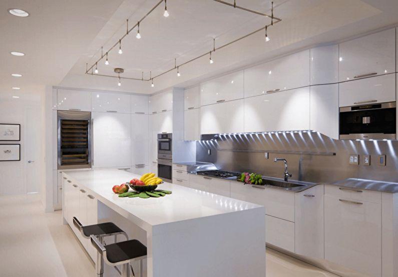 Кухня у стилі модерн фото 13