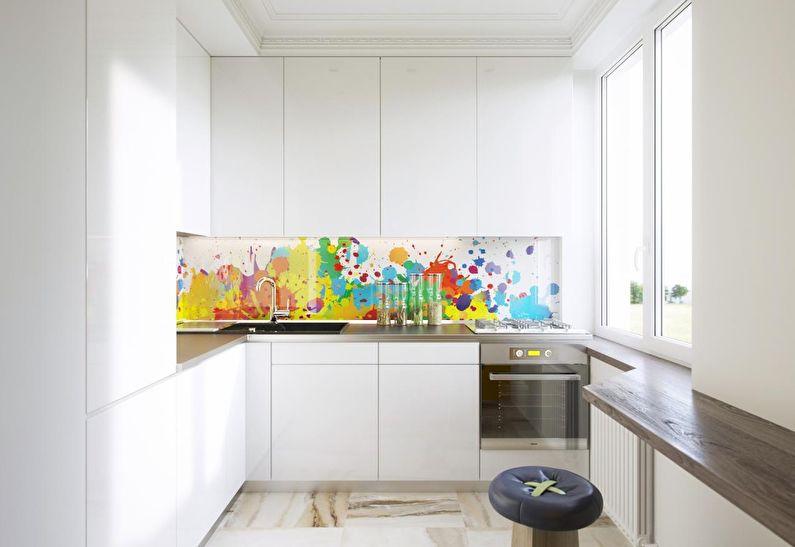 Кухня у стилі модерн фото 16