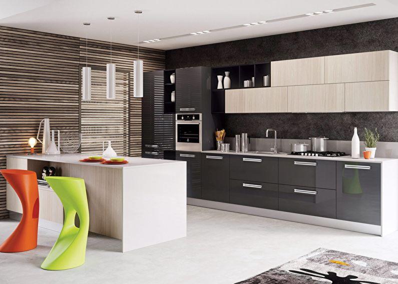 Кухня у стилі модерн фото 3
