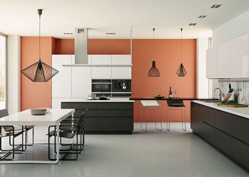 Кухня у стилі модерн фото 4